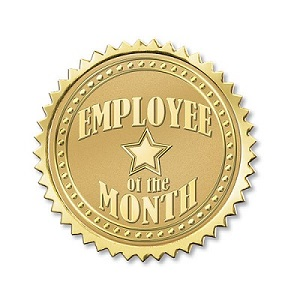 Employee of the Month (October 2019)