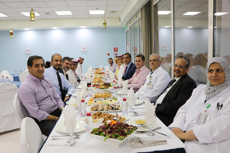 Al-Ahsa Hospital Management Organizes the Staff Annual Iftar 2018
